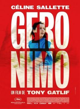 Geronimo de Tony Gatlif - affiche