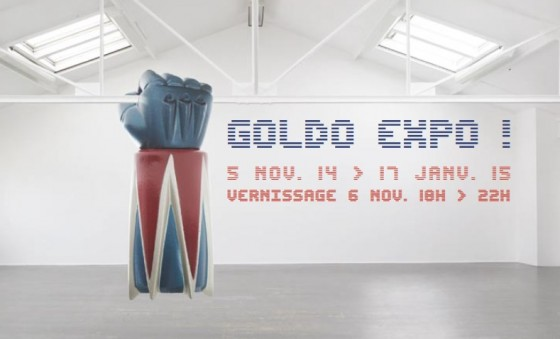 Goldo Expo - Goldorak - Marc Ninghetto