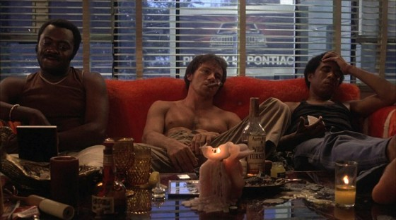 Harvey Keitel, Richard Pryor et Yaphet Kotto dans Blue Collar - Splendor Films