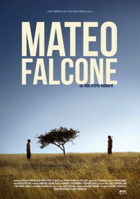Mateo Falcone de Eric Vuillard - affiche