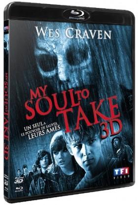 My Soul to Take de Wes Craven - Blu-ray
