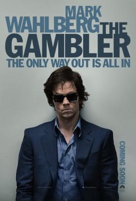 The Gambler de Rupert Wyatt - affiche
