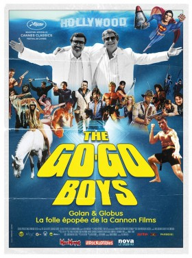 The Go Go Boys de Hilla Medalia - affiche