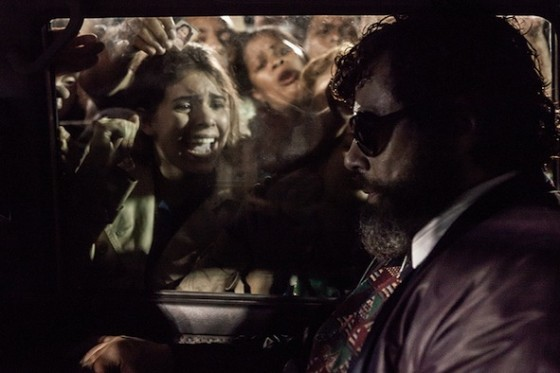 Benicio Del Toro (Pablo Escobar) dans Paradise Lost de Andrea Di Stefano