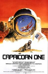 Capricorn One - affiche