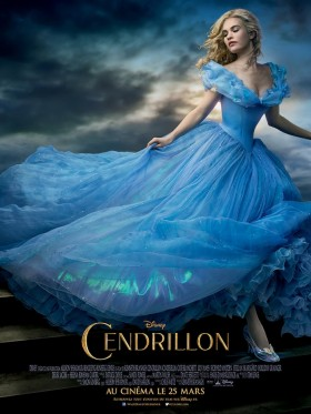 Cendrillon de Kenneth Branagh - affiche (photo Annie Leibovitz)