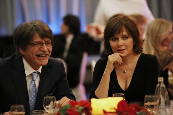 Fabrizio Bentivoglio et Valeria Golino dans Les opportunistes de Paolo Virzi