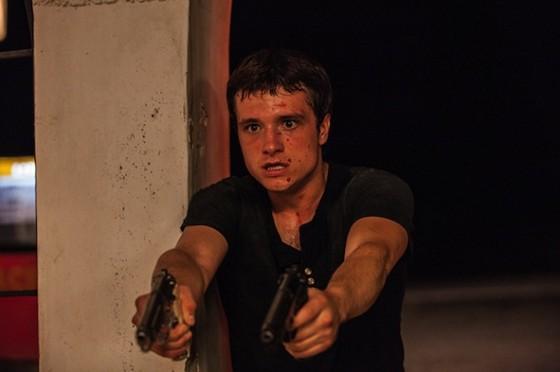 Josh Hutcherson dans Paradise Lost de Andrea Di Stefano