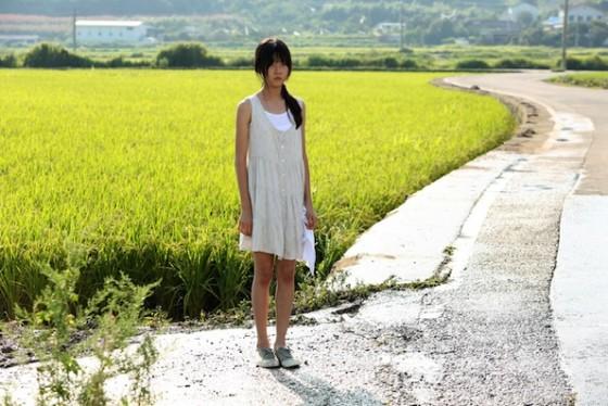 Kim Sae-Ron dans A Girl at My Door de July Jung