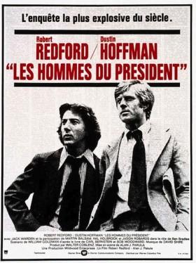 Les Hommes du President - affiche