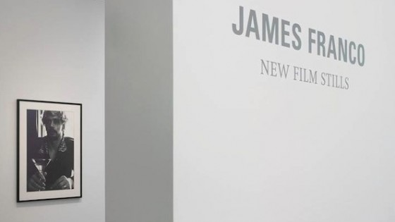 New Film Stills de James Franco - Galerie Cinema1