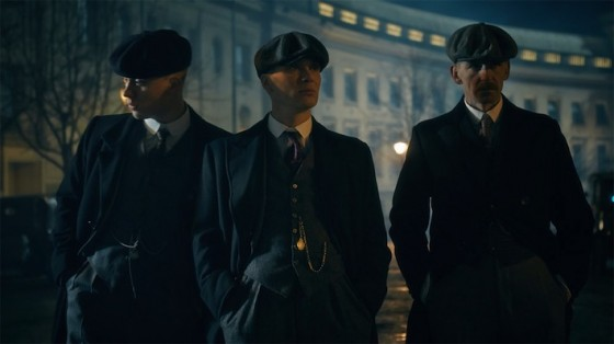 Peaky Blinders sur BBC Two