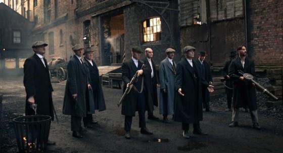 Peaky Blinders sur BBC Two