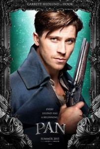 Poster des personnages - Garrett Hundlund dans Pan de Joe Wright
