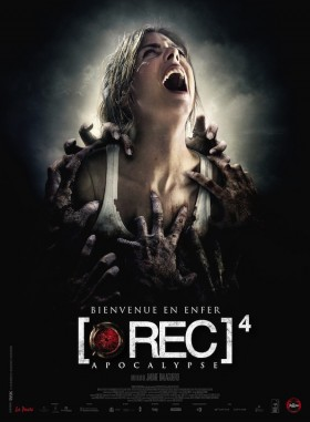 REC 4 de Jaume Balaguero - affiche