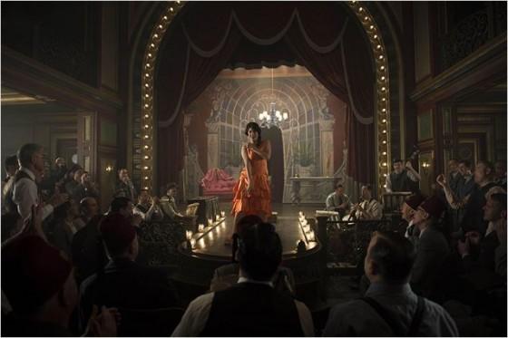 Boardwalk Empire - cabaret de Nucky Thompson - HBO