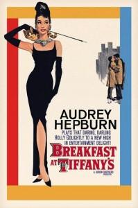 Breakfast at Tiffanys - poster