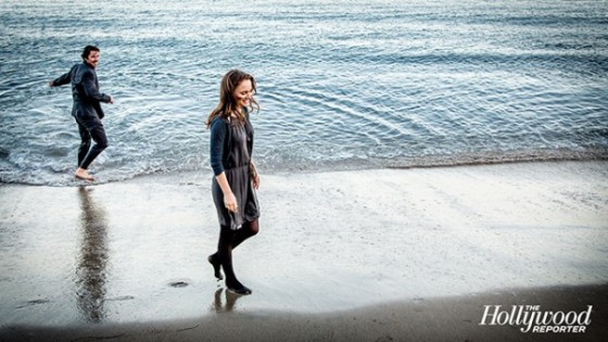 Christian Bale et Natalie Portman dans Knight ocf Cups de Terrence Malick