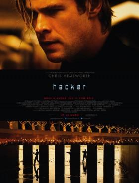 Hacker (Blackhat) - affiche francaise