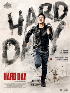 Hard Day - affiche