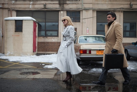Jessica Chastain et Oscar Isaac dans A Most Violent Year de JC Chandor