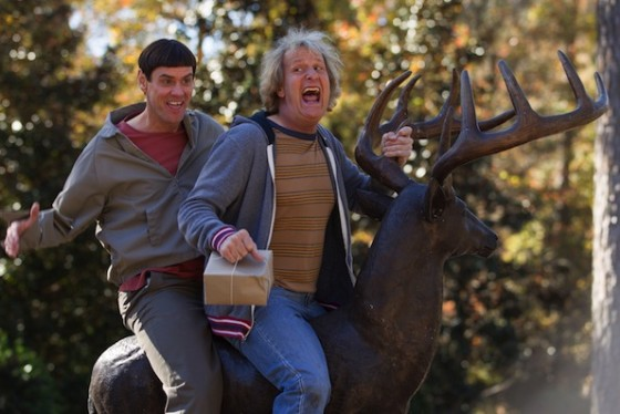 Jim Carrey et Jeff Daniels dans Dumb & Dumber De de Bobby et Peter Farrelly