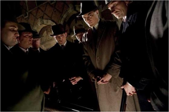 Michael Shannon (Agent Van Alden) dans Boardwalk Empire - HBO