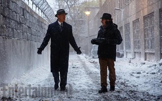 Steven Spielberg et Tom Hanks - Guerre Froide