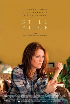 Julianne Moore dans Still Alice - affiche