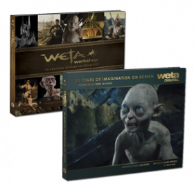 The Art of Film Magic- 20 Years of Weta