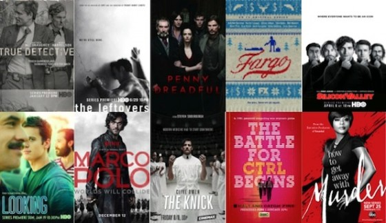 Top des meilleures series 2014 CineChronicle