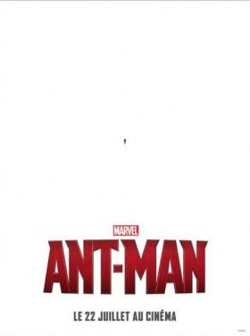 Ant-Man - affiche teaser