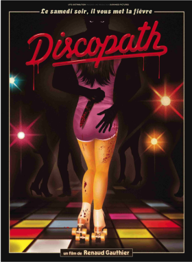 Discopath - affiche