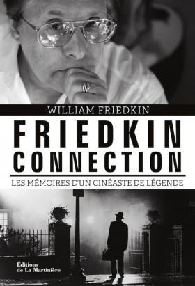 Friedkin Connection - couverture livre