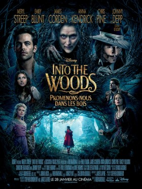 Into the Woods - affiche