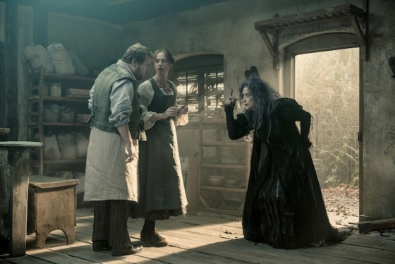 James Corden, Emily Blunt et Meryl Streep dans Into the Woods de Rob Marshall