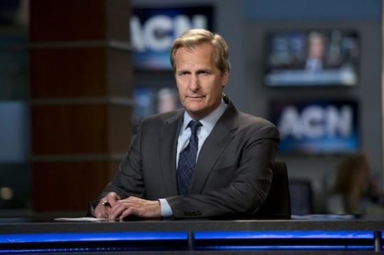 Jeff Daniels dans The Newsroom