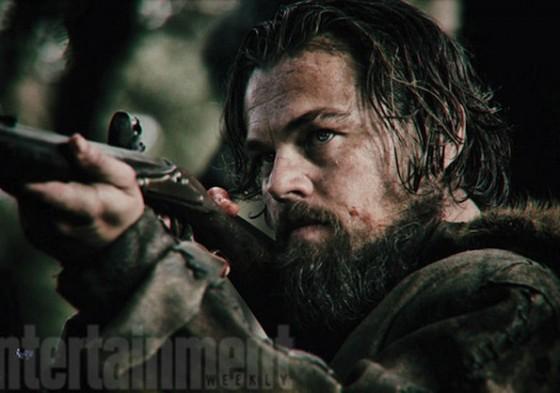 Leonardo DiCaprio dans The Revenant de Alejandro Gonzales Inarritu