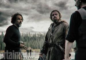 Leonardo DiCaprio et Alejandro Gonzales Inarritu - The Revenant