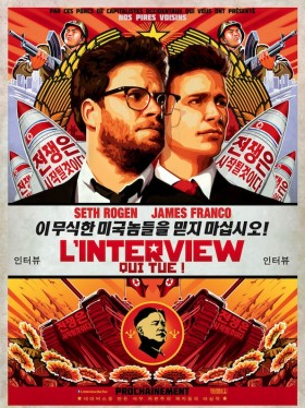 L'interview qui tue - affiche