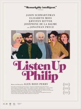 Listen Up Philip - affiche