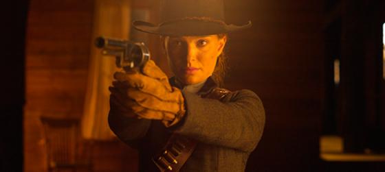 Natalie Portman dans Jane Got a Gun