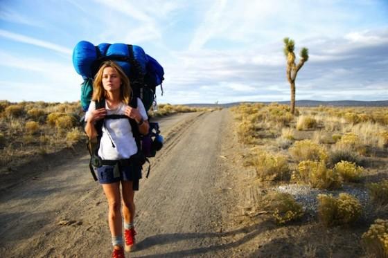 Reese Witherspoon dans Wild de Jean-Marc Vallee