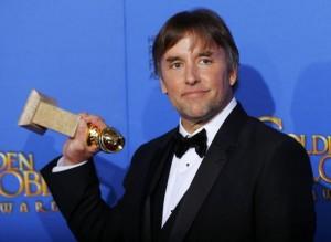Richard Linklater Boyhood Golden Globes 2015