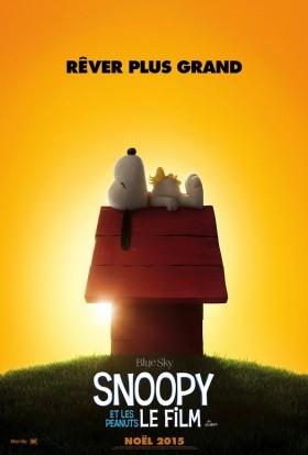Snoopy et les Peanuts - affiche