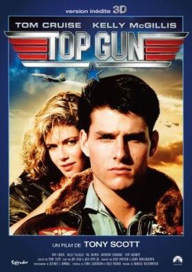 Top GUN ressortie - poster