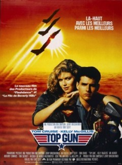 Top Gun - affiche originelle