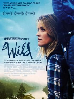 Wild de Jean-Marc Vallee - affiche