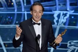 Alexandre Desplat - Oscars / AFP/Kevin Winter