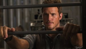 Chris Pratt dans Jurassic World